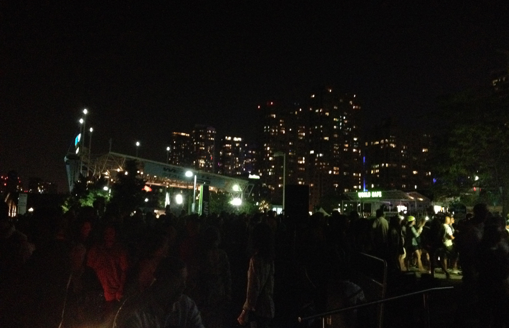 canada eve crowd at harbourfront