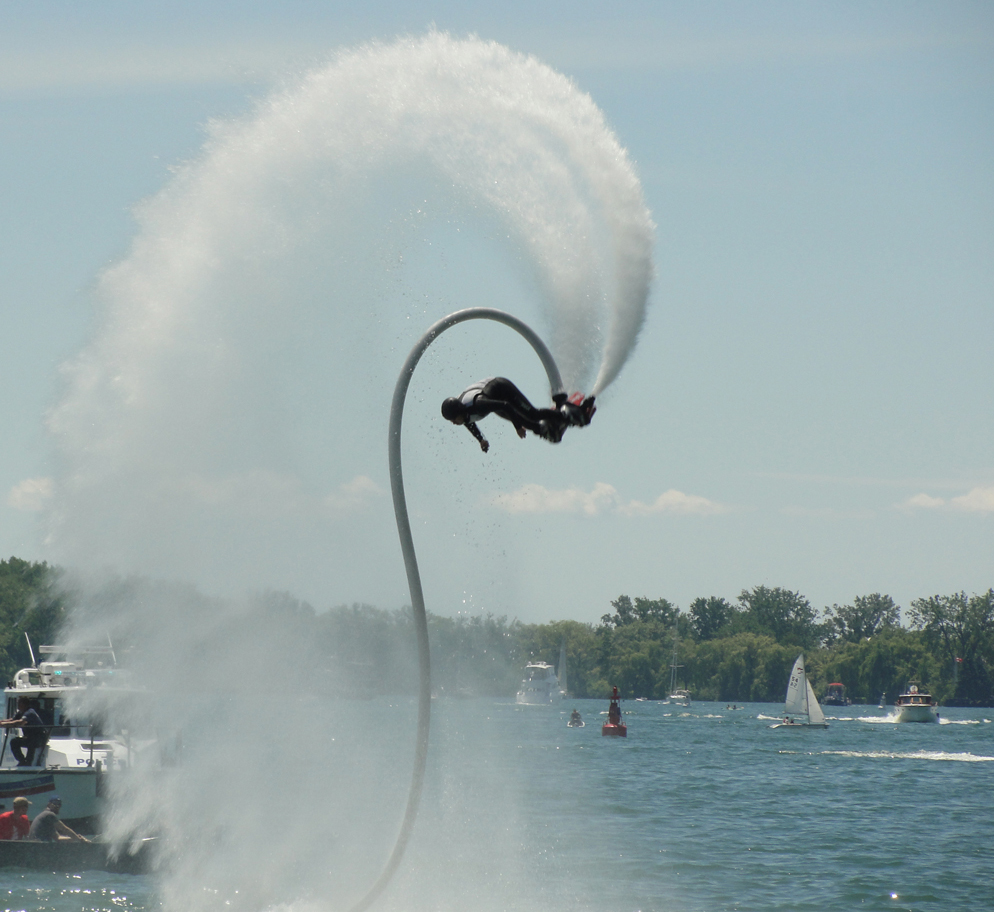 NA flyboard competition