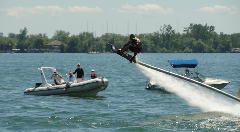 NA Flyboard Championship Toronto