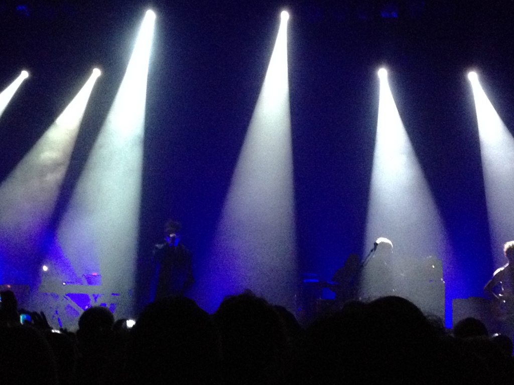 Bunnymen at Danforth Music Hall