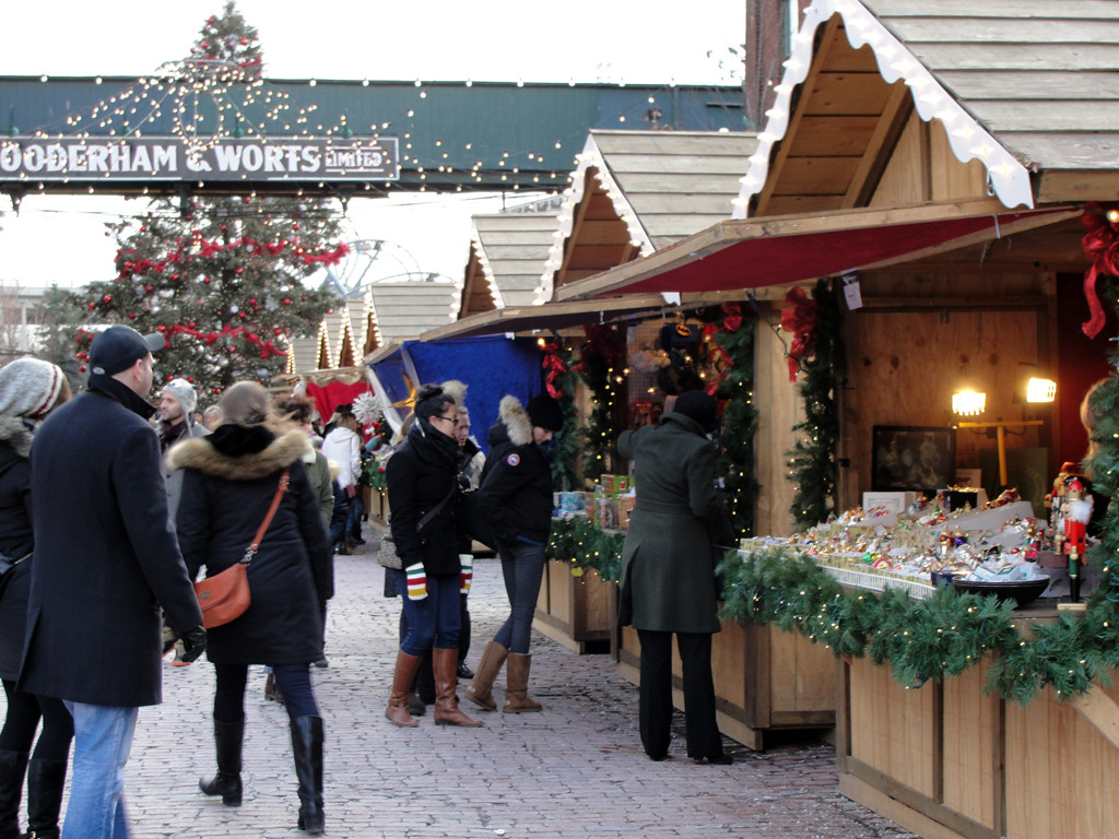 Distillery District Christmas Market