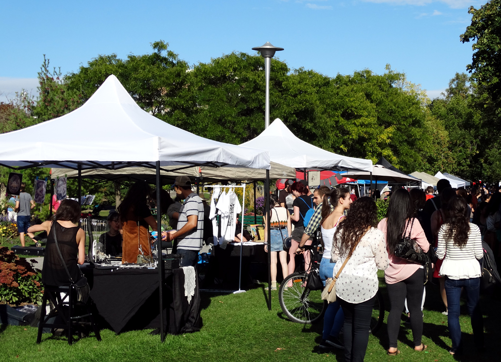Christie Pits Art Crawl