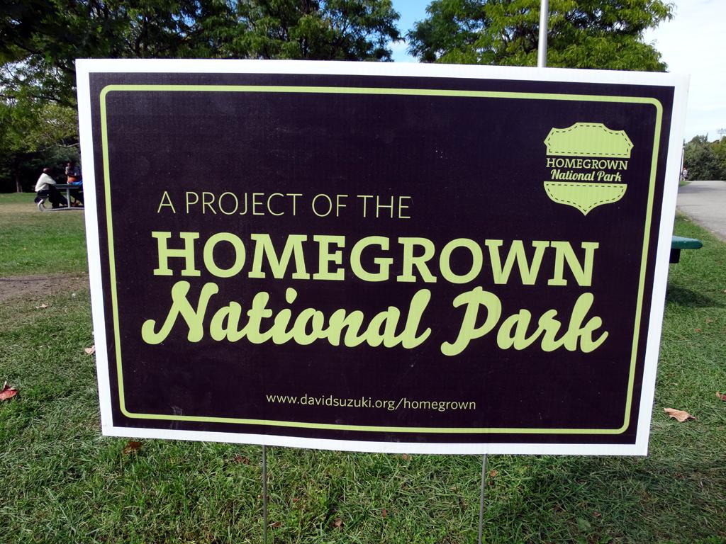 Homegrown National Park Crawl